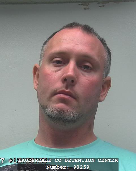 Robert Hastings, charged with murder (Image: Lauderdale County Detention Center)
