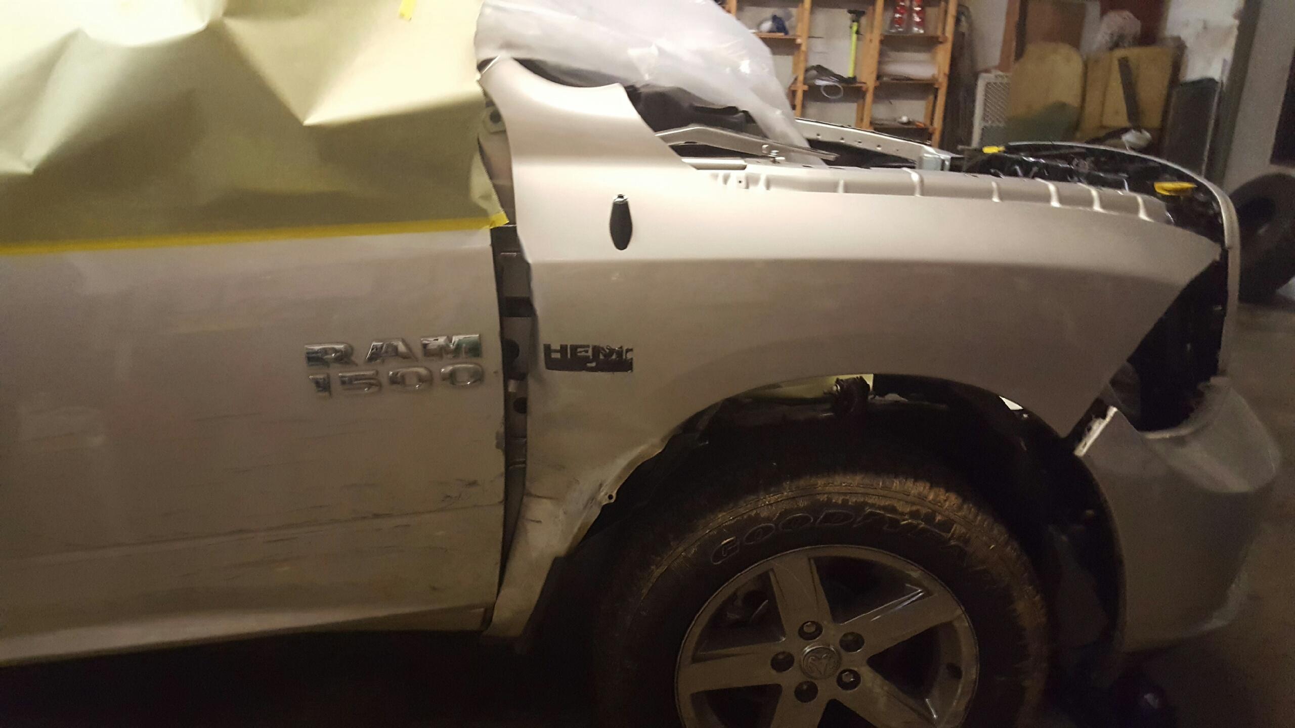 Stolen Truck (Image: Huntsville Police Department)