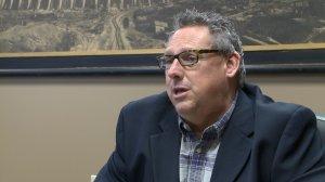 Florence School Board president Bill Griffin