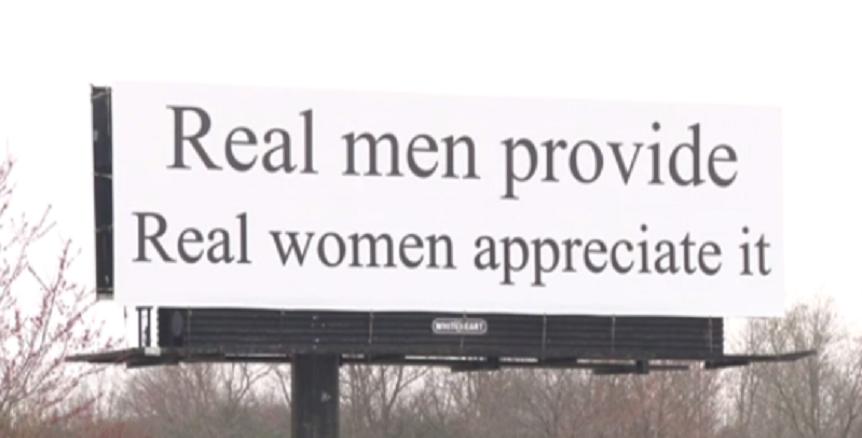 North Carolina billboard