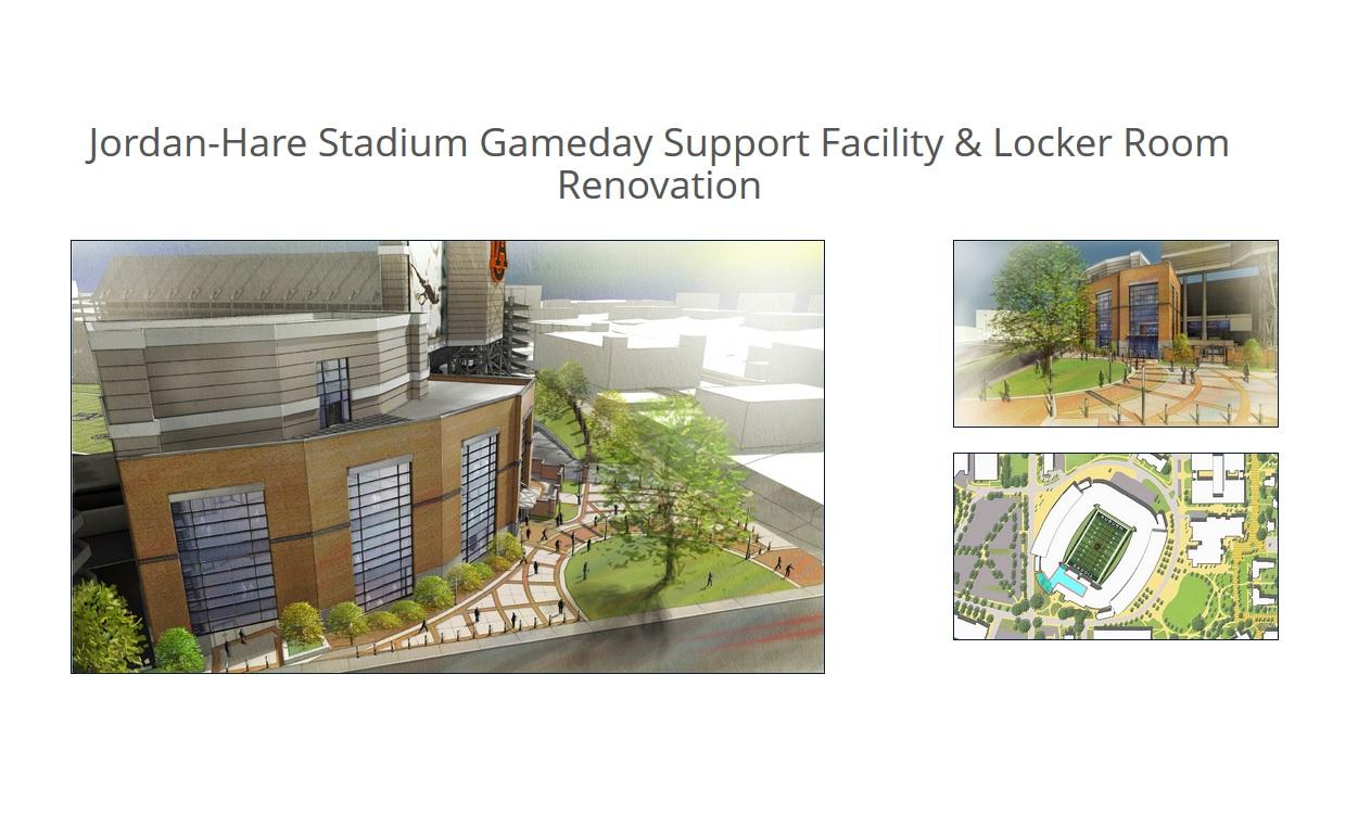 Jordan-Hare Stadium Renovations renderings (Image: Auburn.edu)