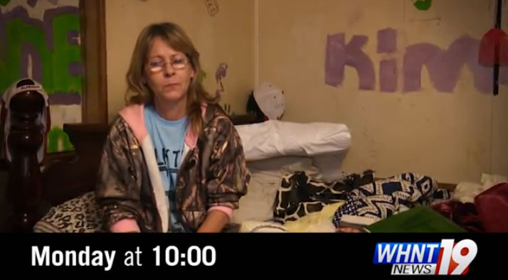 We're Taking Action to help Kimberly Clemons get her home fixed. Our special report airs Monday, Feb. 6 on WHNT News 19 at 10:00 p.m.