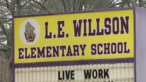 L.E. Willson Elementary School is located in Sheffield. (WHNT News 19)