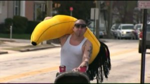 carnival banana 3