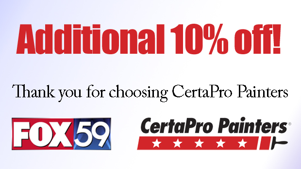 CertaPro coupon