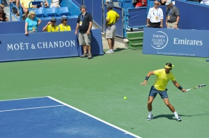 Moet & Chandon Celebrates The 2013 Western & Southern Open