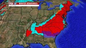 Winter Advisories
