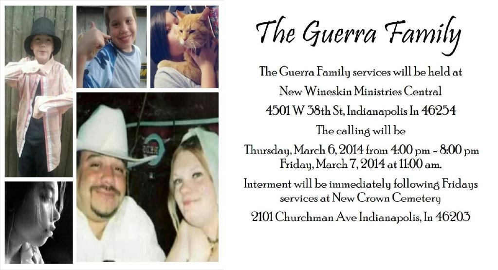 Guerra Family Flier 2
