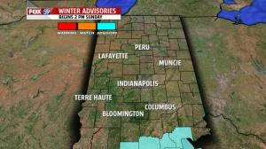 Winter Advisories ADI