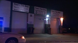 tire shop fatal shooting