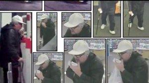 suspected fentanyl robber