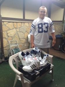 dakota with shoes