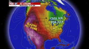 Warmer days coming next week