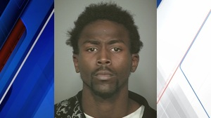 Booking photo of Tyerre Allen from 2009.