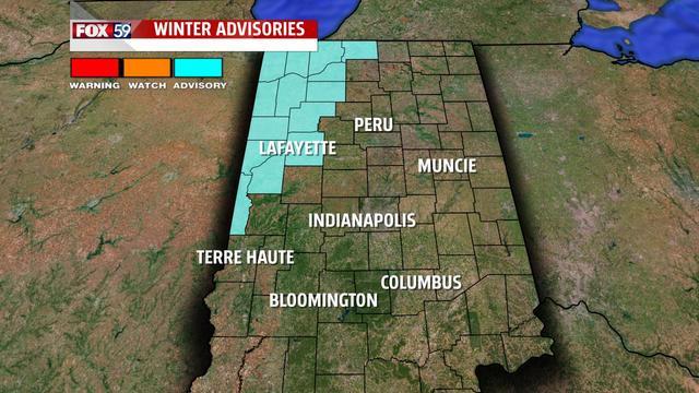 Winter Advisories ADI