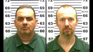 The New York State Police continue to search for the two prisoners who escaped from the Clinton Correctional Facility in Dannemora, New York. The escape of 35-year old David P. Sweat (right) and 49-year old Richard Matt (left) was reported to State Police early yesterday. Both were incarcerated for murder.