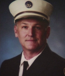 Former Assistant Chief Rick Backs