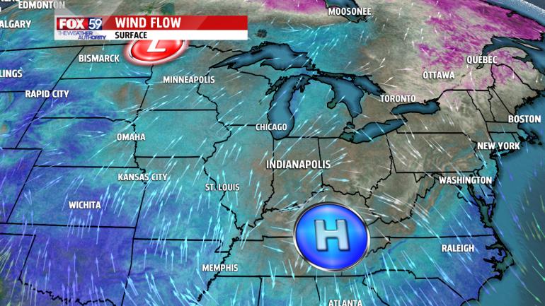 Regional Wind Flow