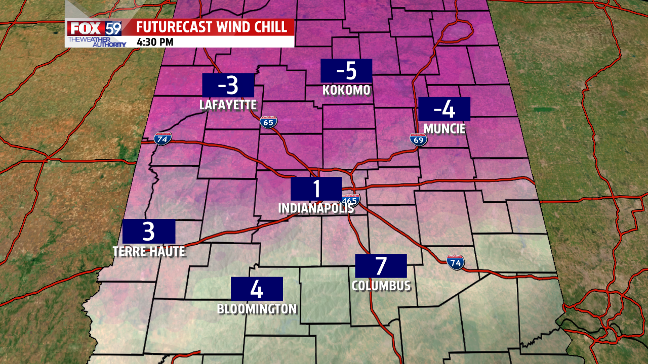 RPM 4km Wind Chills