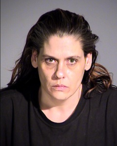 Mugshot of Deana Shumaker courtesy of IMPD