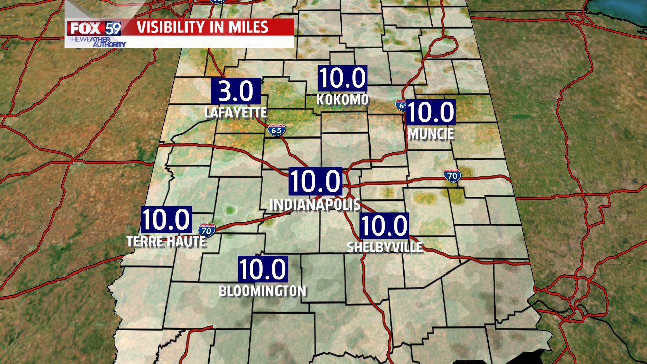 10 pm visibility Tuesday