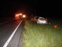 Jackson County crash