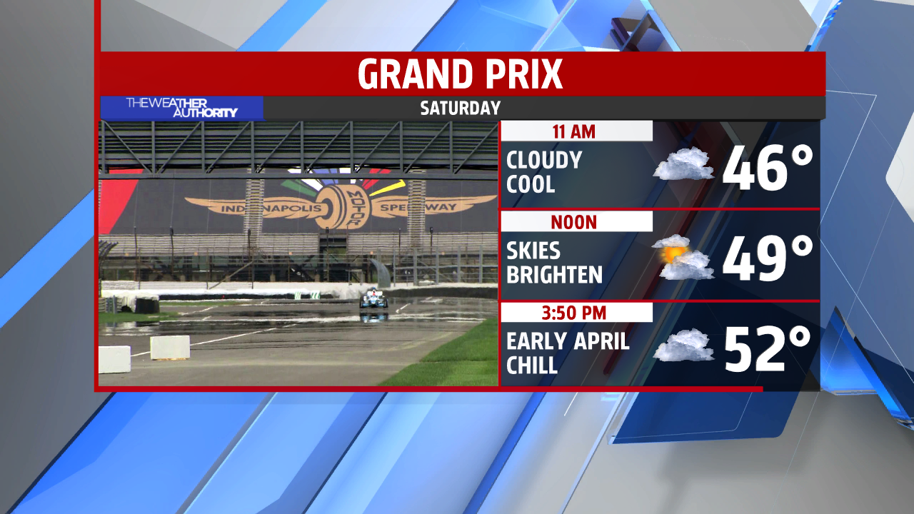 Grand Prix 3 part Day Planner