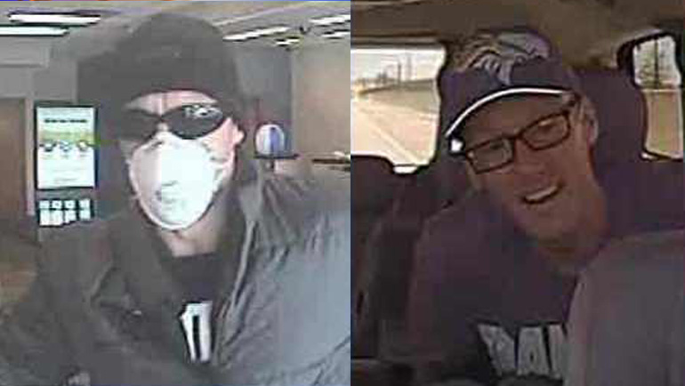 Photos courtesy FBI/KDVR
