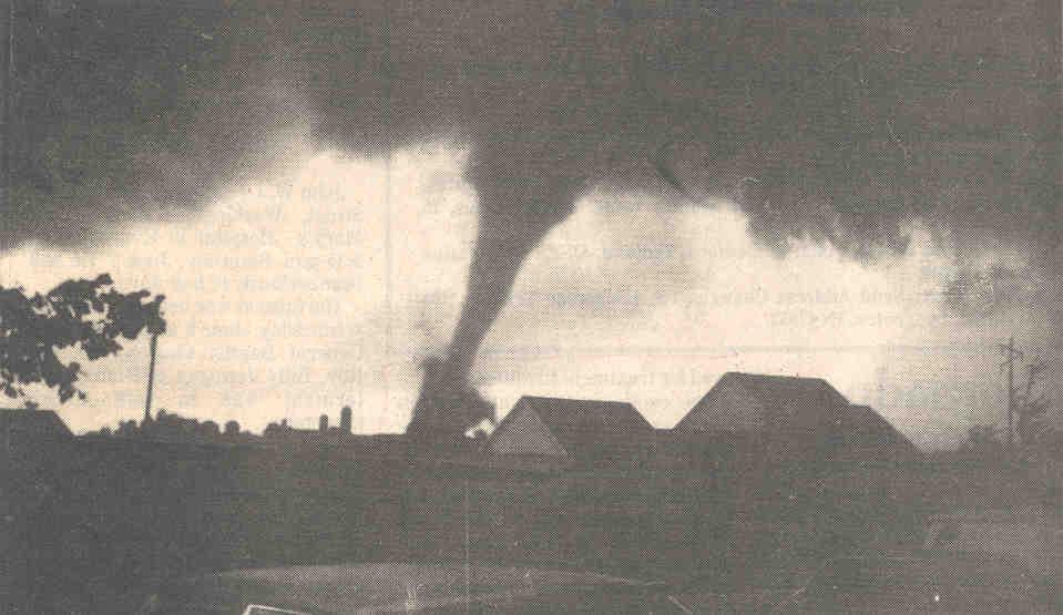Torado neat Loogotee June 2 1990