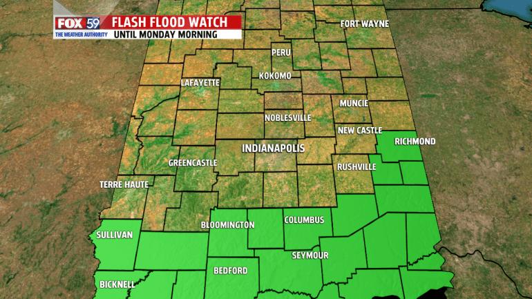 DMA Flash Flood Watch Warning