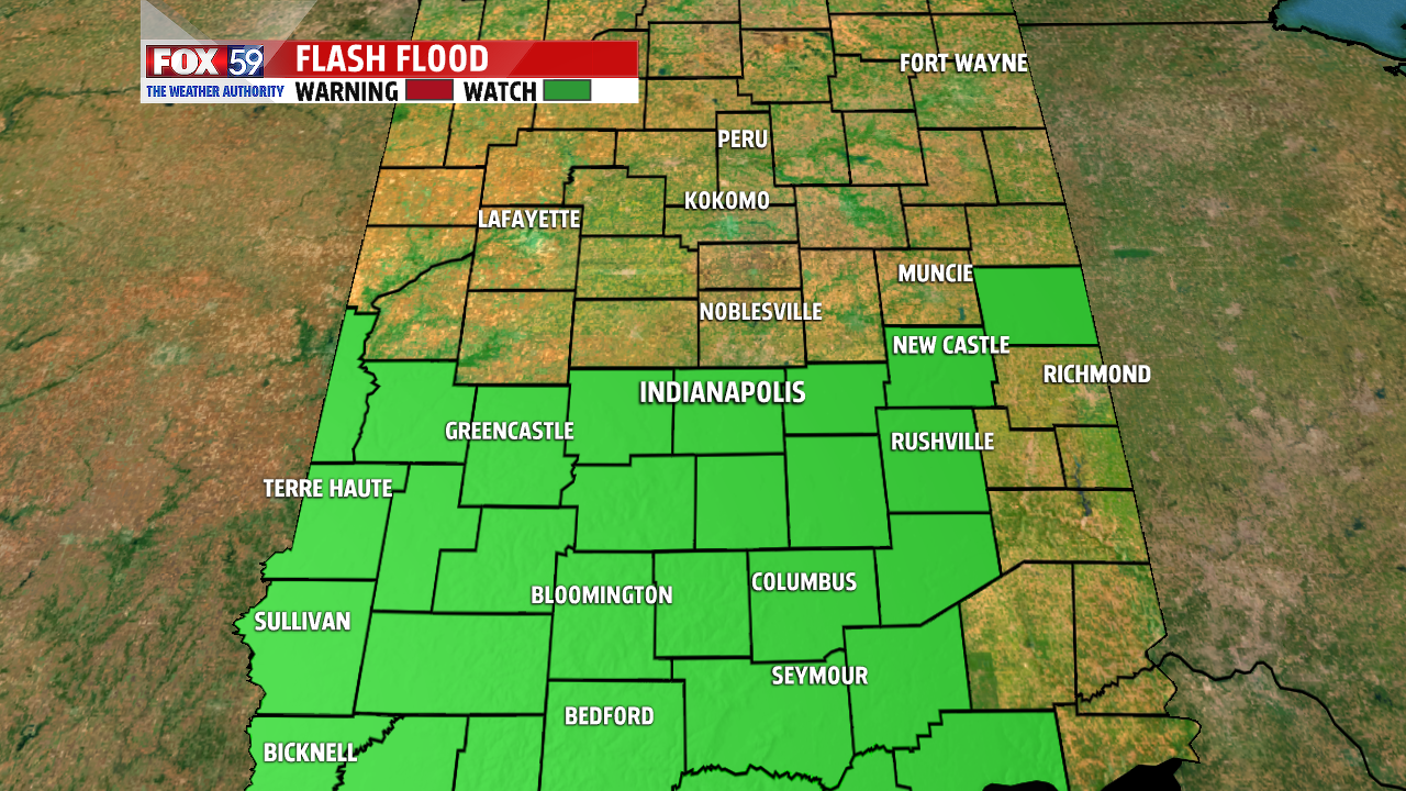 DMA Flash Flood Watch Warning