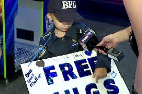 grayson free hugs