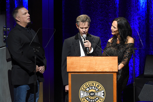 performs onstage during the 2016 Medallion Ceremony at Country Music Hall of Fame and Museum on October 16, 2016 in Nashville, Tennessee.