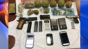 drug bust washington 2 cbs