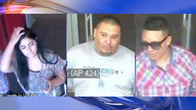 Suspects in Carmel theft case