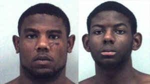 A Georgia mother and father were hospitalized early Saturday morning, September 6, 2015, after allegedly being severely beaten by their two sons, Christopher and Cameron Ervin.