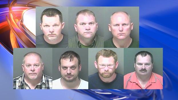 Men arrested