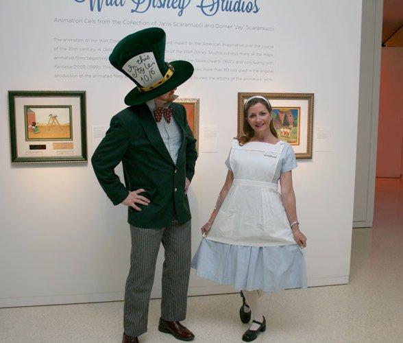 Alice in Wonderland - Courtesy FJJMA