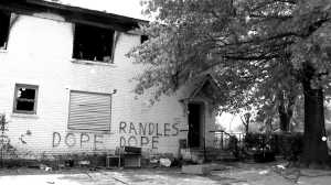 3500 S. Harvey - Where Carina Saunders was murdered