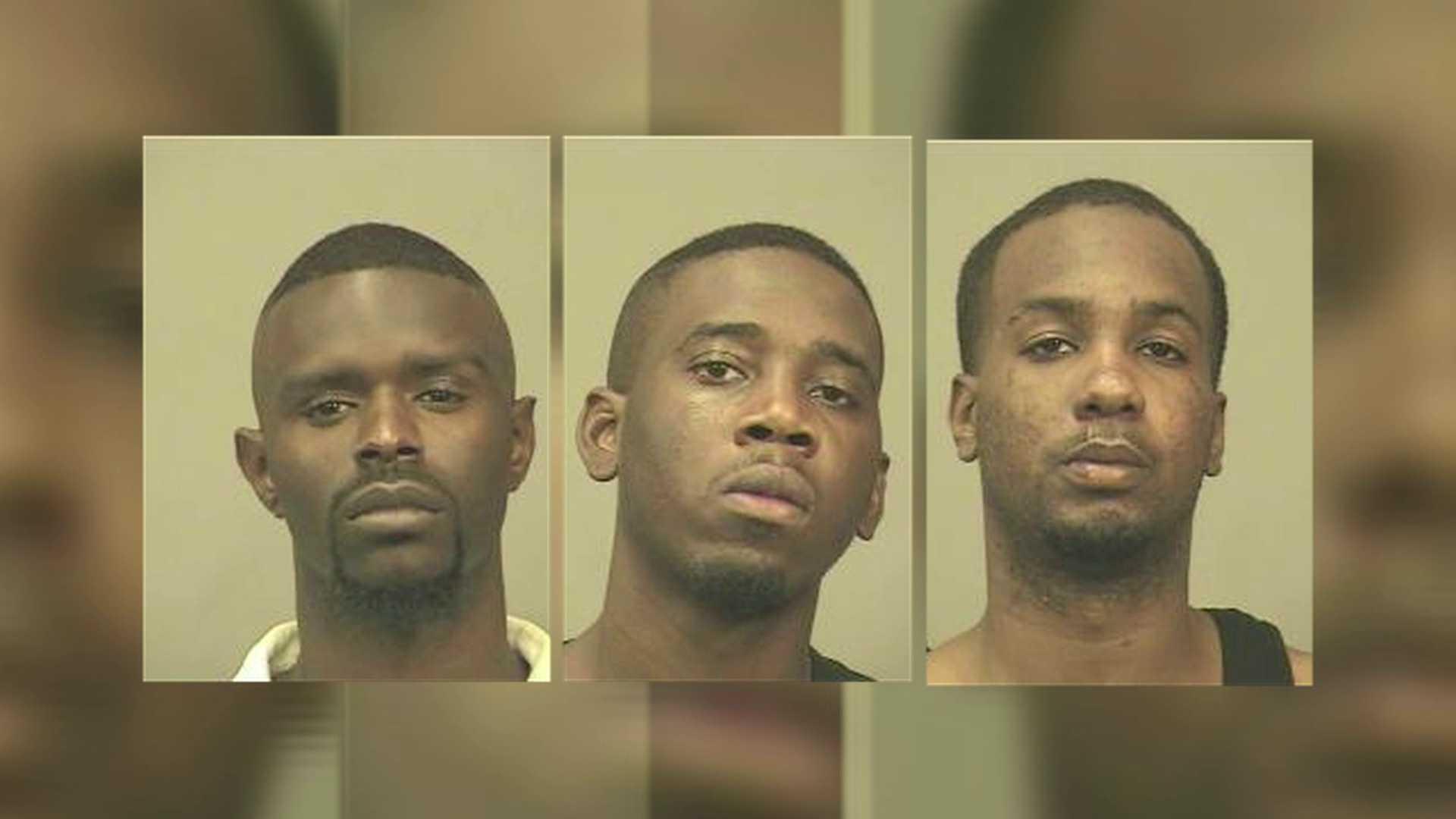 Suspects in van/ATM heist