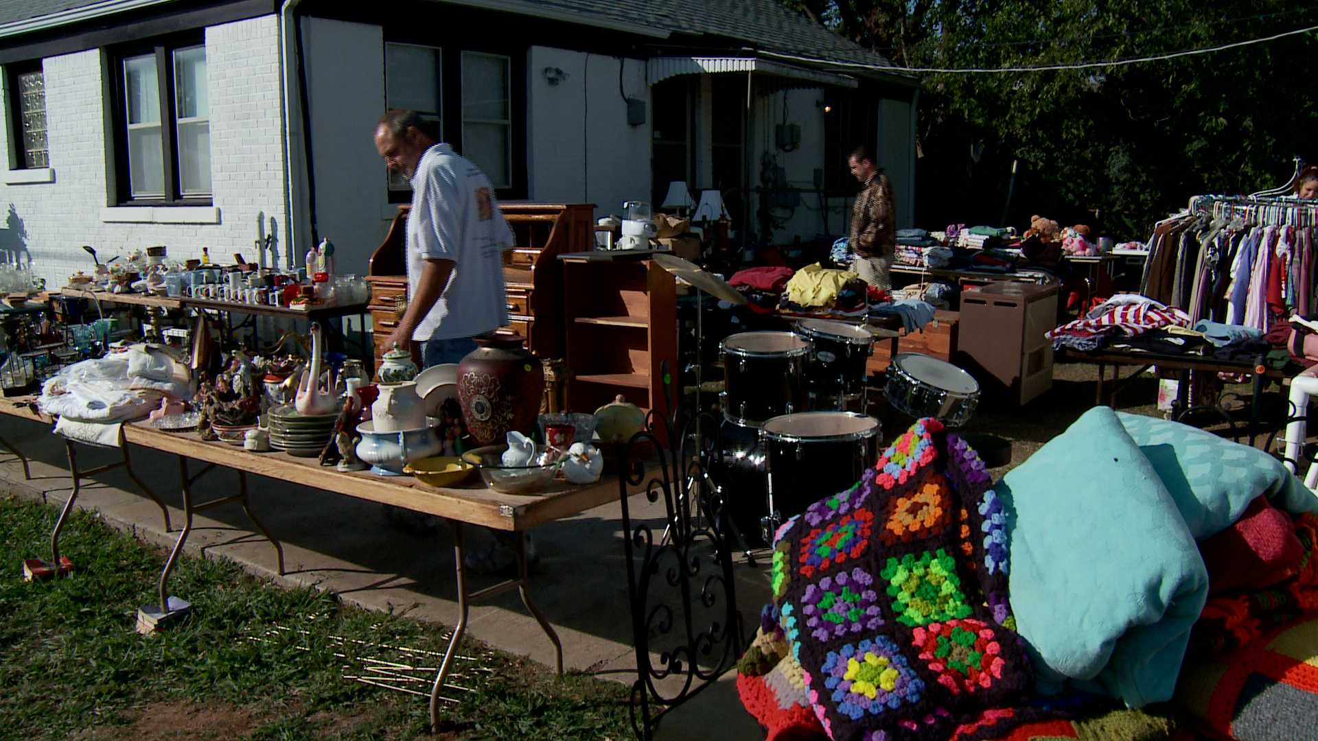 Norman's City-wide Garage Sale