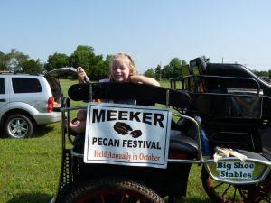 Meeker Pecan Festival - Courtesy:  Teri Jo McMillan