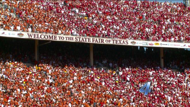 OU/TX fans