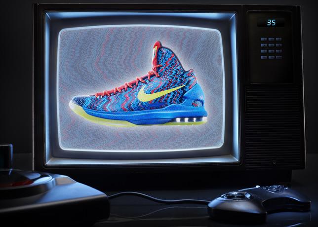 KD Christmas shoe Nike