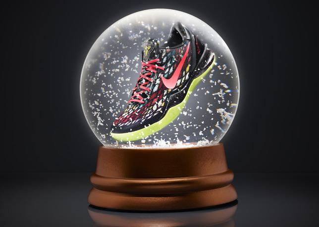 Kobe's Christmas shoe - Nike.com