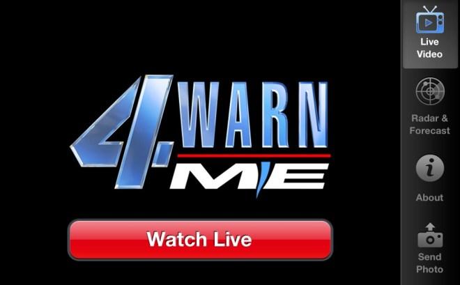 4WarnMe app