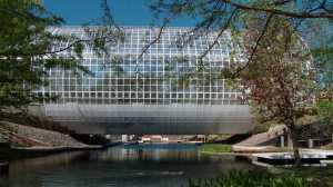 Myriad Gardens Crystal Bridge