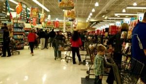 Crest Grocery Store Sunday - Ashton Edwards