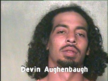 drug car chase Devin Aughenbaugh