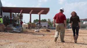 Joplin safer schools construction